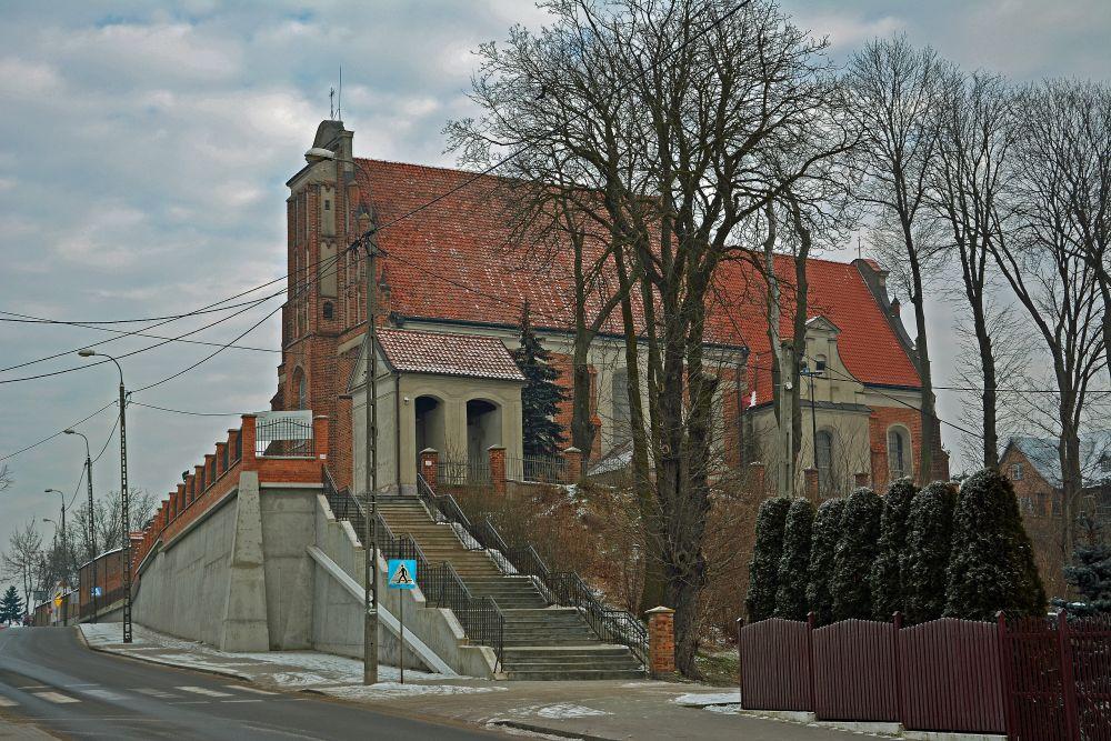 Klasztor, fot.M.Łabędzka