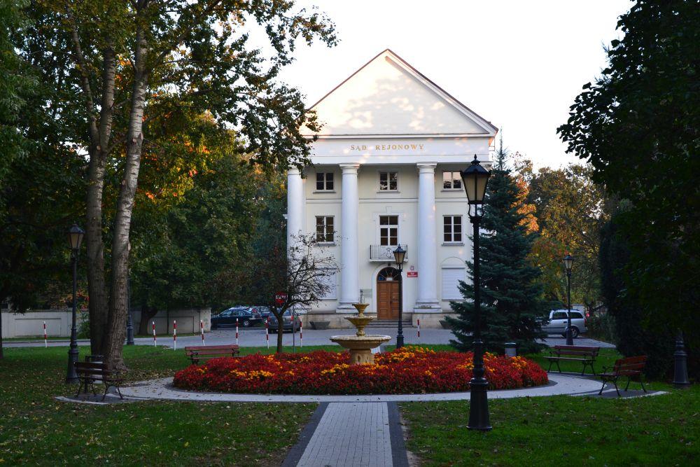 Sąd Rejonowy w Sierpcu, fot. M. Zdrojewski